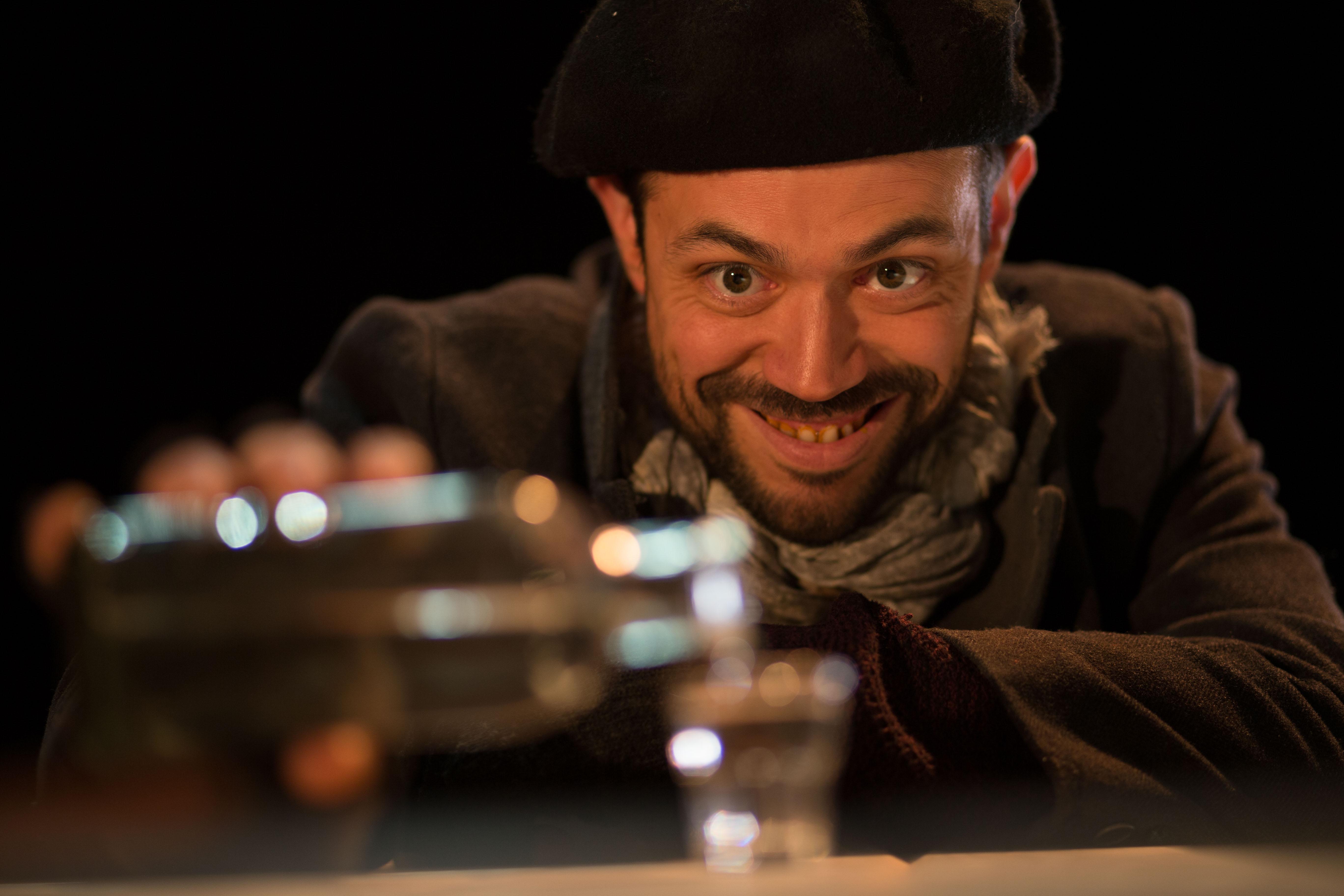 Foucellas é o último espectáculo de Talía Teatro