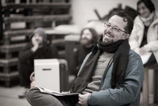 Roberto Salgueiro dirixe e asina a Ubú Rei de Talía Teatro