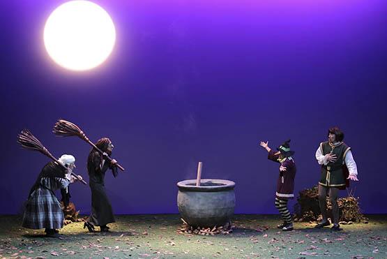 Talía Teatro leva a Ames o seu espectáculo infantil Sopa de Sapo