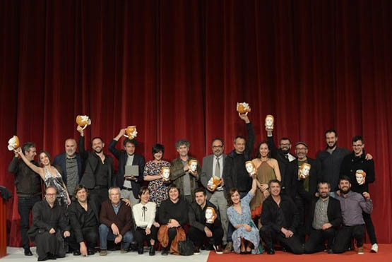 Dani Trillo, Premio María Casares á mellor escenografía por Foucellas